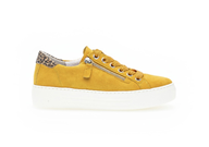 Gabor Trainer 'Campus' With A Side Zip In Mango